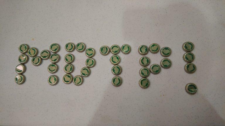 Bottlecaps spelling MDTP