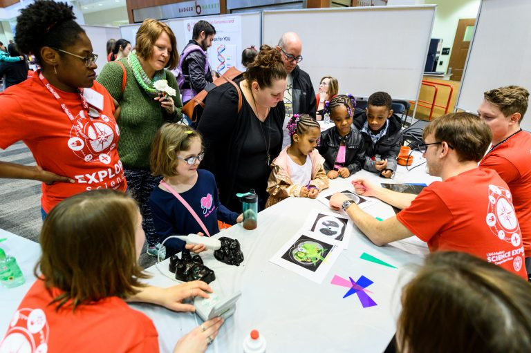 Science Expeditions at UW-Madison